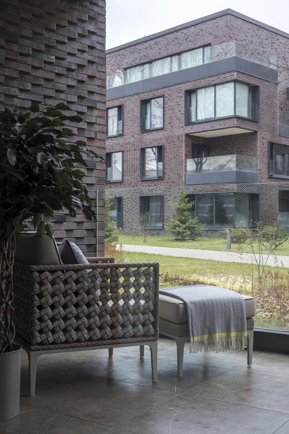 Фотография: Балкон в стиле Современный, Квартира, Проект недели, Москва, Монолитный дом, 4 и больше, Более 90 метров, #эксклюзивныепроекты, ЖК «Парк Рублево», Алексей Стрелюк – фото на INMYROOM