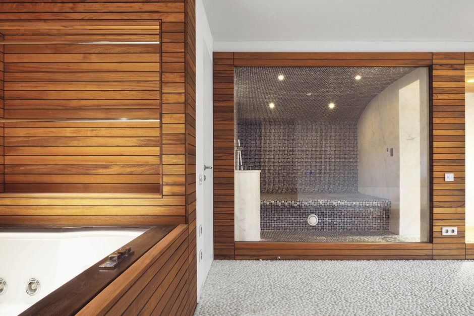 Фотография: Ванная в стиле , Дом, Дома и квартиры, Минимализм, Проект недели, Перепланировка – фото на INMYROOM