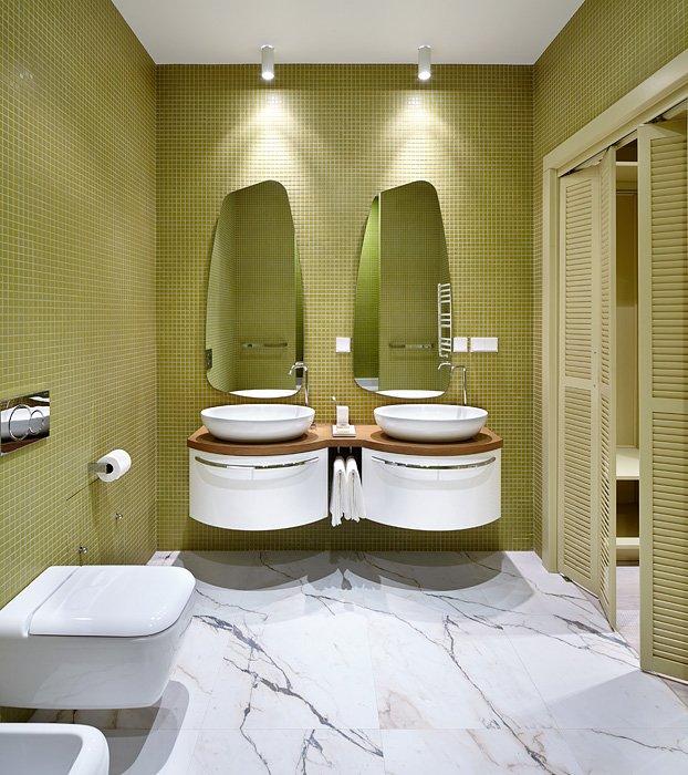 Дизайн: Инна Теджоева и Зина Броян, Berphin Interior