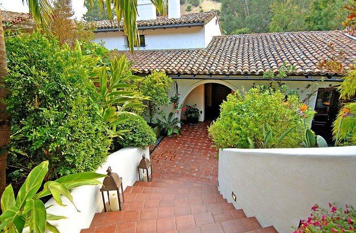 Фотография:  в стиле , Дом, Дома и квартиры, Интерьеры звезд, Калифорния – фото на INMYROOM