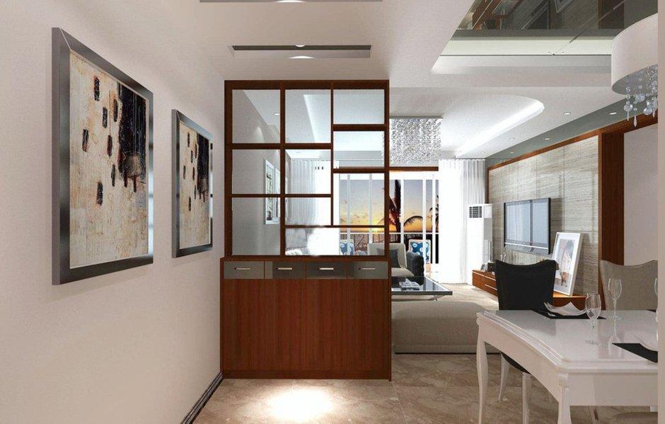 Фотография: Гостиная в стиле Современный, Декор интерьера, Малогабаритная квартира, Квартира, Цвет в интерьере, Стиль жизни, Советы – фото на InMyRoom.ru