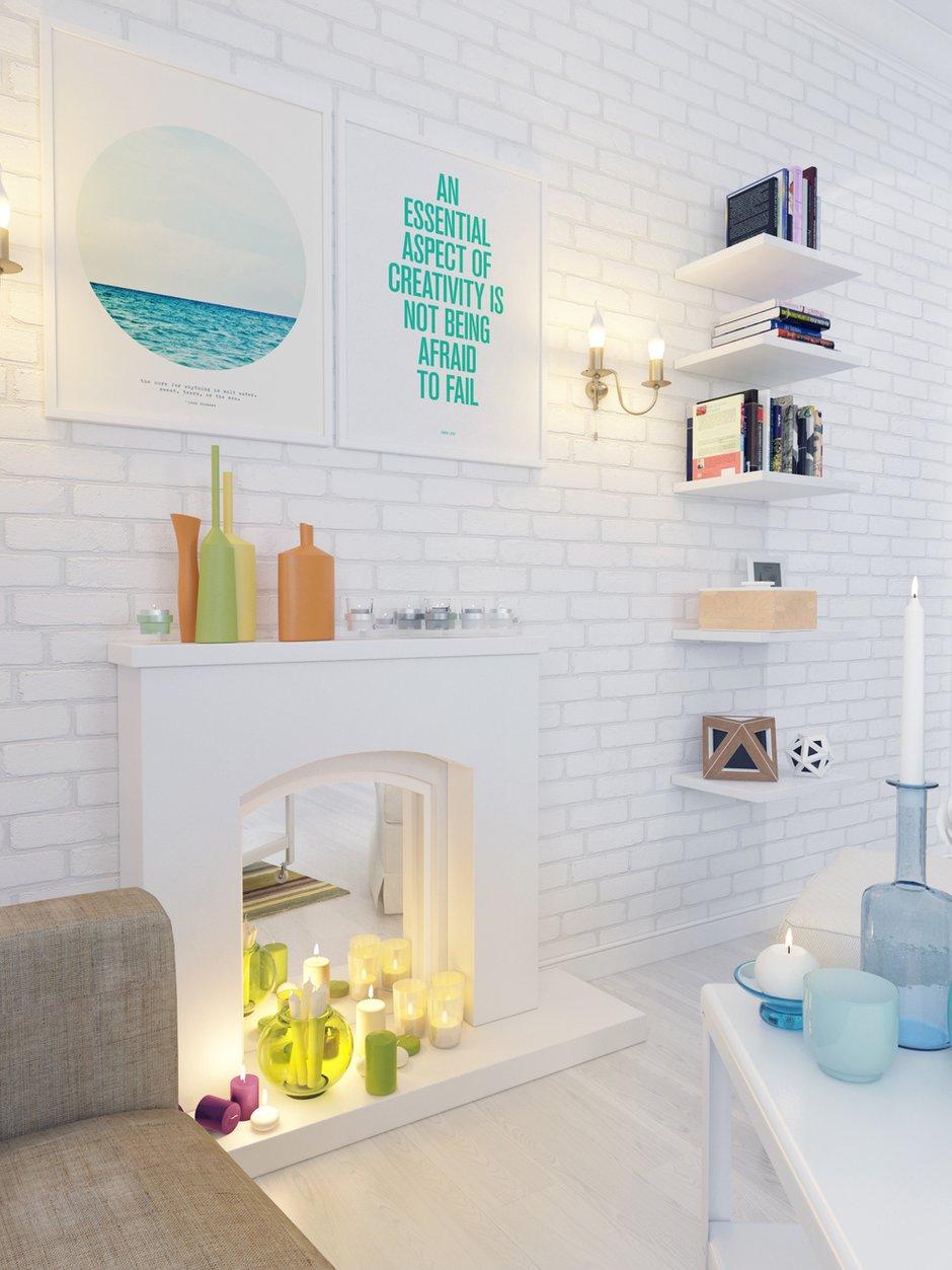 Фотография: Декор в стиле Скандинавский, Декор интерьера, Квартира, Massive, Дома и квартиры, IKEA, Проект недели – фото на INMYROOM
