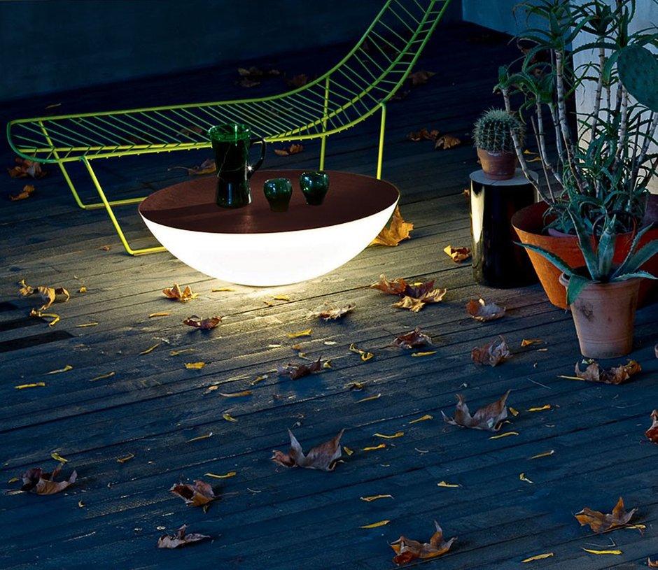 Фотография: Балкон, Терраса в стиле Прованс и Кантри, Современный, Декор интерьера, Мебель и свет, Светильники – фото на INMYROOM