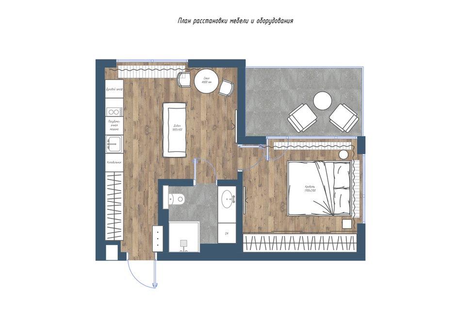 Фотография:  в стиле , Современный, Декор интерьера, Квартира, Советы, Минск, 2 комнаты, до 40 метров, Катя Никонович – фото на INMYROOM