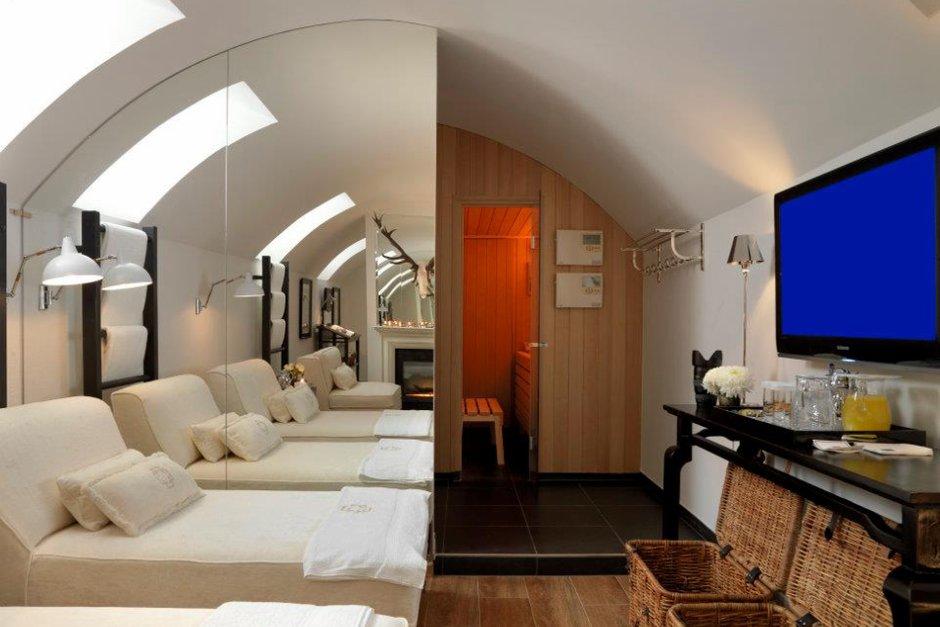 Фотография: Спальня в стиле Современный, Дома и квартиры, Городские места, Отель, Проект недели, Замок – фото на INMYROOM