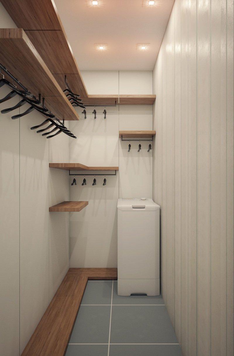 Фотография:  в стиле , Малогабаритная квартира, Квартира, Дома и квартиры – фото на INMYROOM