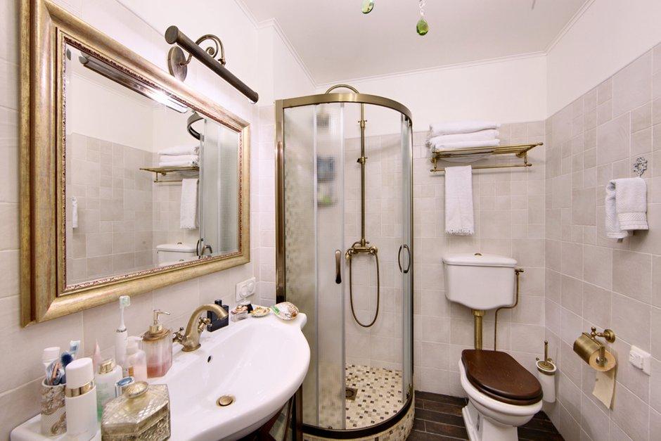 Фотография: Ванная в стиле Прованс и Кантри, Квартира, Дома и квартиры, IKEA, Проект недели – фото на INMYROOM