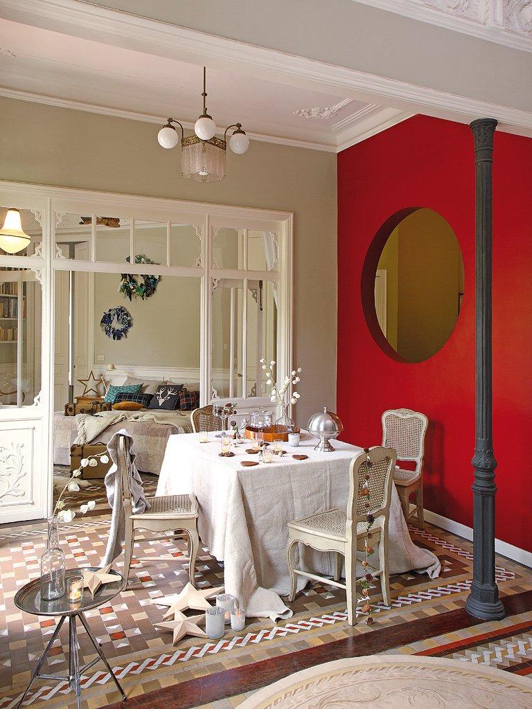 Фотография: Кухня и столовая в стиле , Эклектика, Декор интерьера, Квартира, Дом, Праздник, Дома и квартиры – фото на INMYROOM