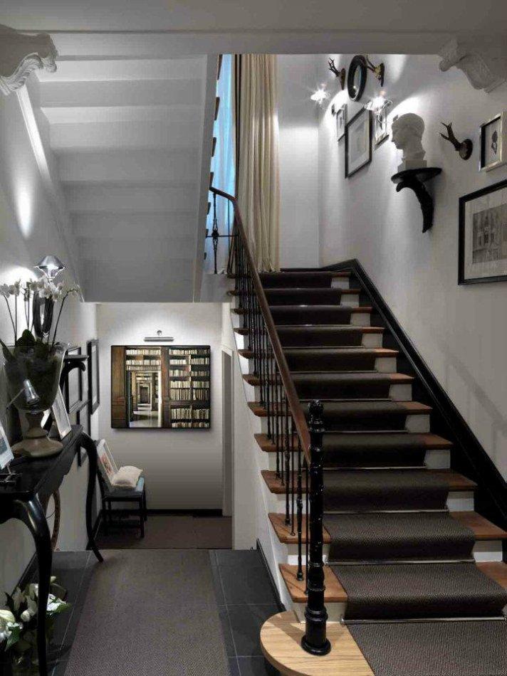 Фотография: Прихожая в стиле Скандинавский, Дома и квартиры, Городские места, Отель, Проект недели, Замок – фото на INMYROOM
