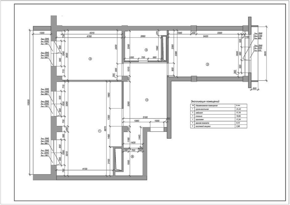 Фотография: Планировки в стиле , Классический, Квартира, Проект недели, Санкт-Петербург, Екатерина Варова, Sun interior studio, новостройка, Монолитный дом, 3 комнаты, Более 90 метров – фото на INMYROOM