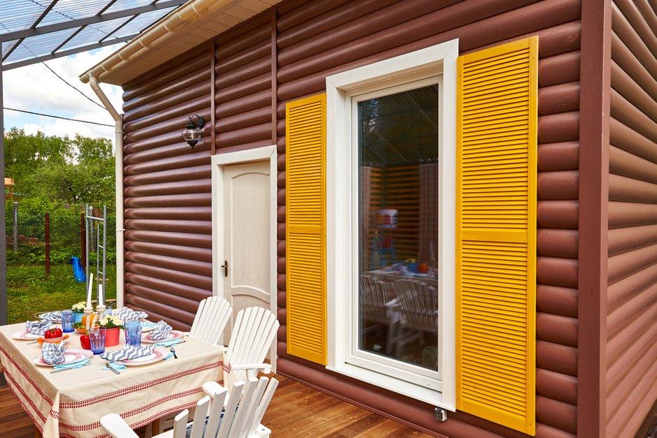 Фотография: Терраса в стиле Современный, Дача, Дом и дача – фото на INMYROOM