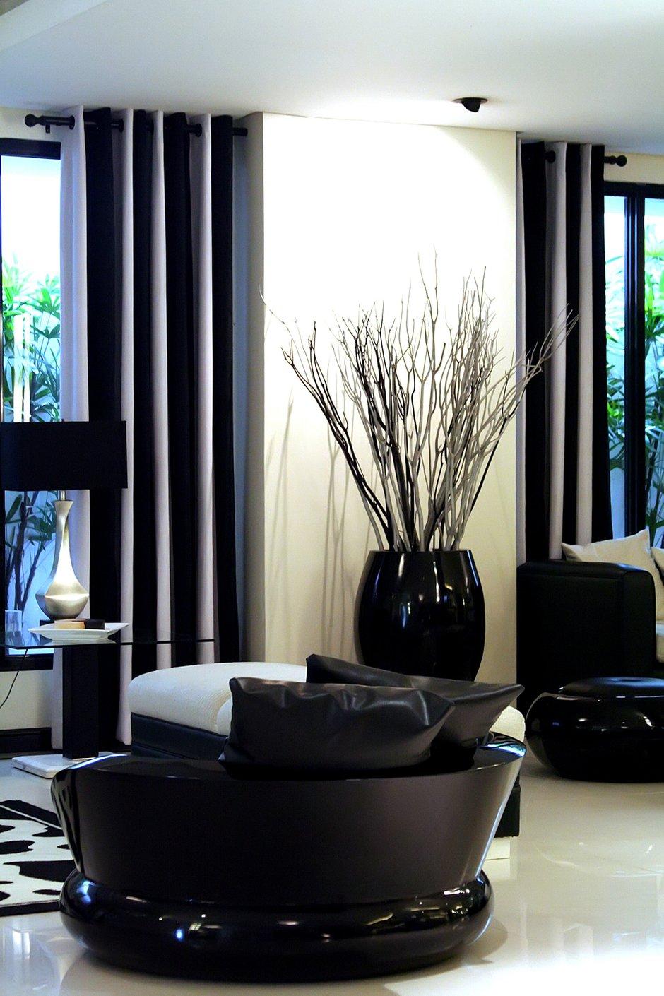 Фотография: Гостиная в стиле Современный, Декор интерьера, Квартира, Дом, Дизайн интерьера, Цвет в интерьере – фото на INMYROOM