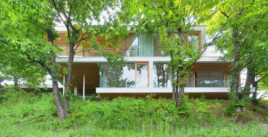 Фотография: Архитектура в стиле Современный, Декор интерьера, Дом, Словения, Дома и квартиры, Архитектурные объекты – фото на INMYROOM