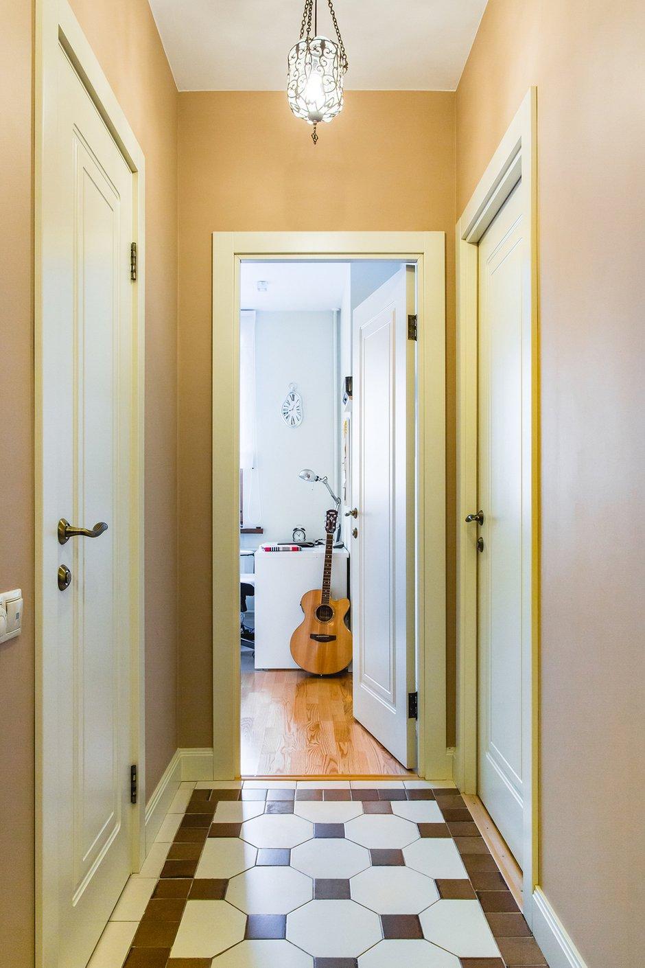 Фотография: Прихожая в стиле Современный, Классический, Квартира, Проект недели, Jazzberry – фото на INMYROOM
