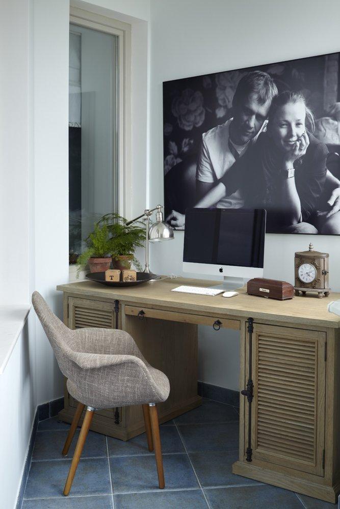 Фотография:  в стиле , Современный, Квартира, Россия, Белый, Проект недели, Москва, Надя Зотова, Розовый, Голубой, как оформить квартиру для пары – фото на INMYROOM