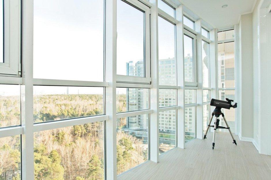 Фотография: Балкон, Терраса в стиле Современный, Скандинавский, Квартира, Дома и квартиры, Проект недели – фото на INMYROOM