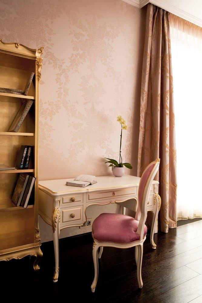Фотография: Офис в стиле Классический, Современный, Квартира, Дома и квартиры, Москва – фото на INMYROOM