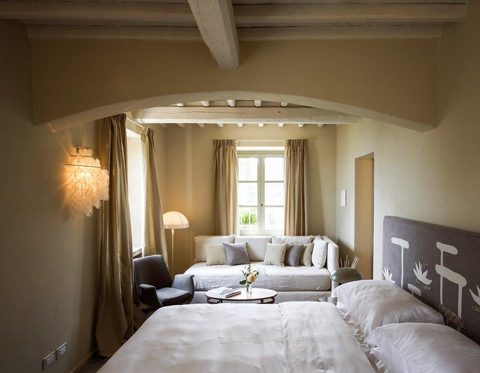Фотография: Спальня в стиле Прованс и Кантри, Современный, Дом, Дома и квартиры, Прованс – фото на INMYROOM