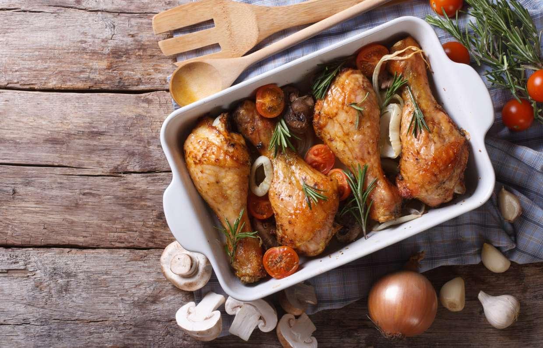 картинки с блюдами из курицы рецепт фото