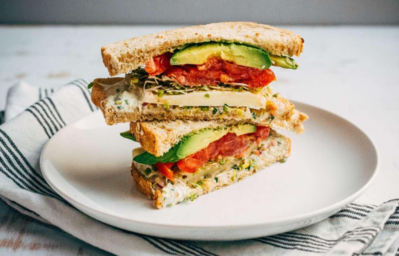 сэндвич рецепт в домашних условиях с фото также его живописные