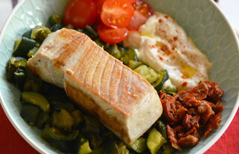 блюда из тунца замороженного рецепты с фото парктроника