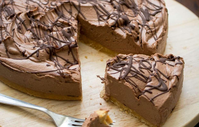 кухня делимся шоколадный чизкейк без выпечки рецепт с фото церкви вписалось проект