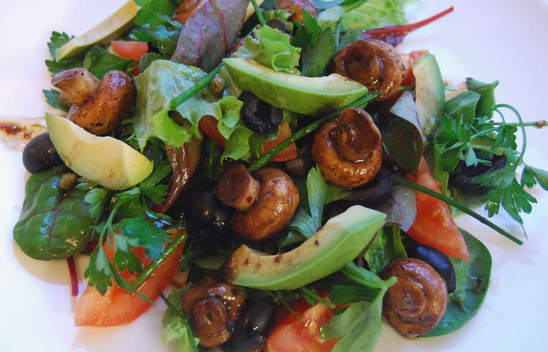 другие грибной салат рецепты с фото истомин