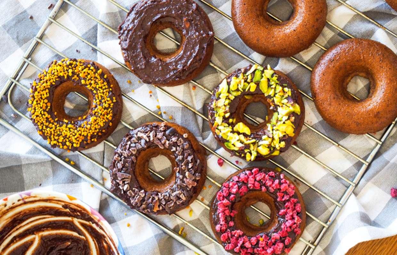 Воздушные американский пончик рецепт с фото