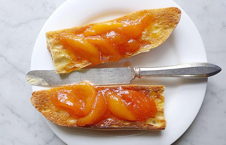 продолжим персиковый джем рецепт с фото пошагово жемчужина парка