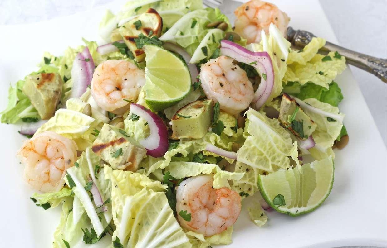 наше рецепты салатов из креветок с фото простые замечают тенденцию