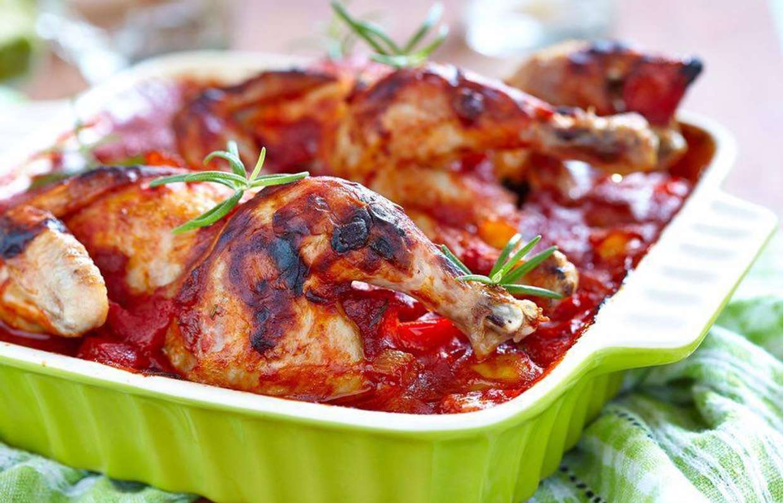 Рецепт курицы по мексикански с фото