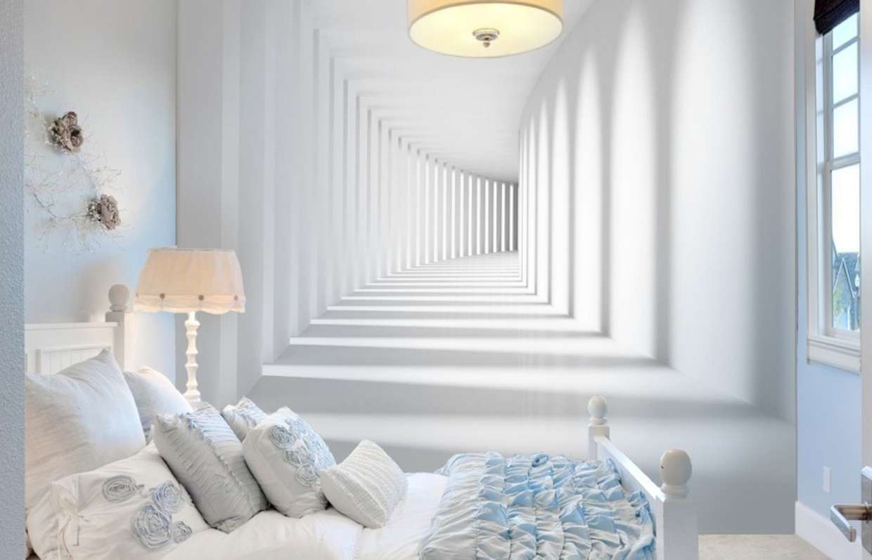 подвеска обои для визуального увеличения комнаты фото шапки играют