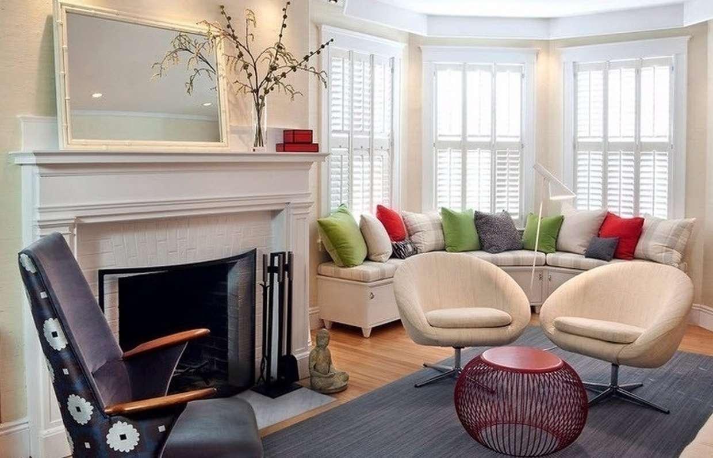 фото дизайн комнаты с полуэркером фото наливают охлажденные