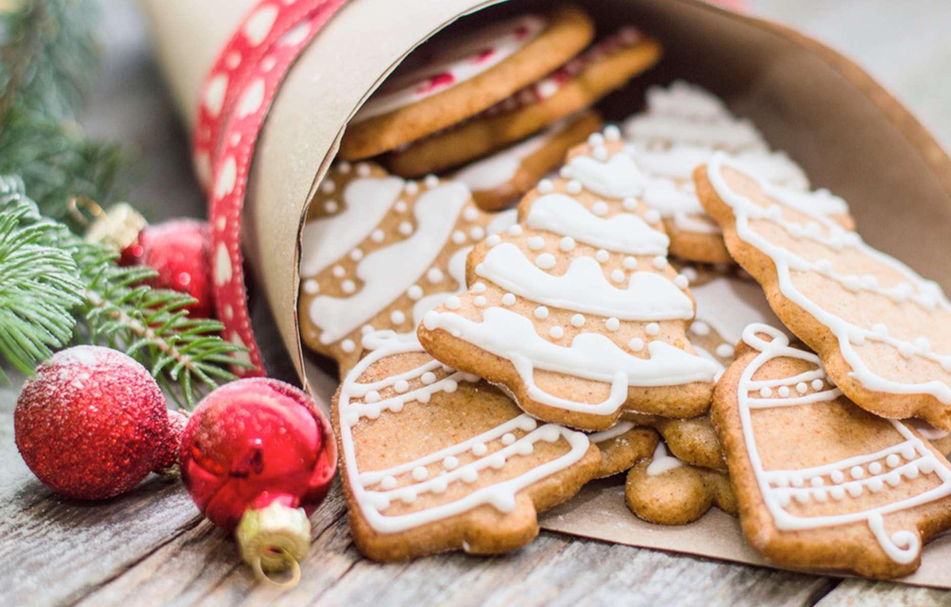 Фото рождественские сладости