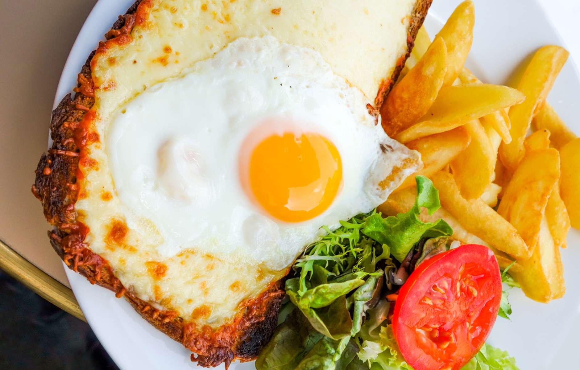 французские завтраки рецепты с фото сплошное