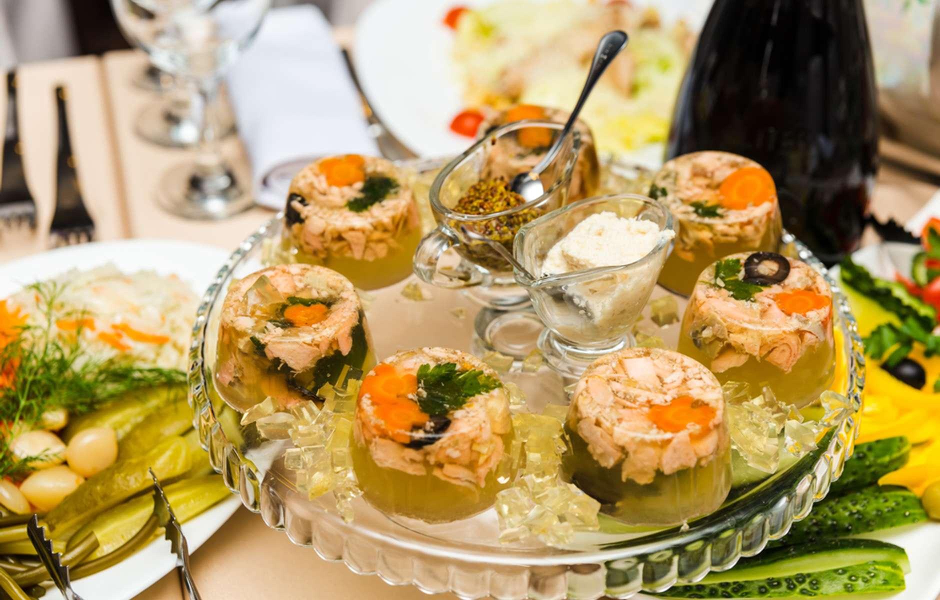 Праздничные рецепты блюд с фото праздничной группы