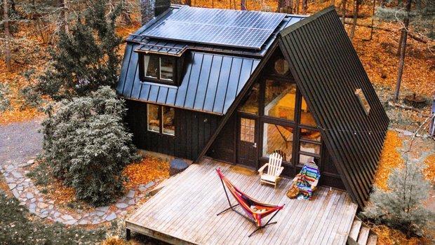 Какая красота: 29 уютных осенних двориков